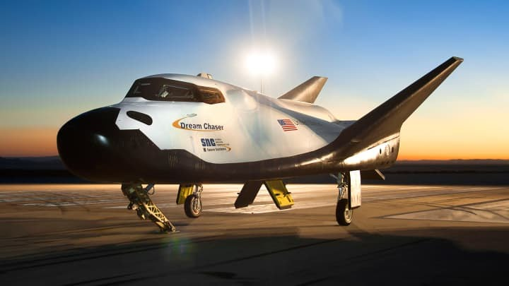 Reusable: Sierra Nevada Space Corp Dream Chaser
