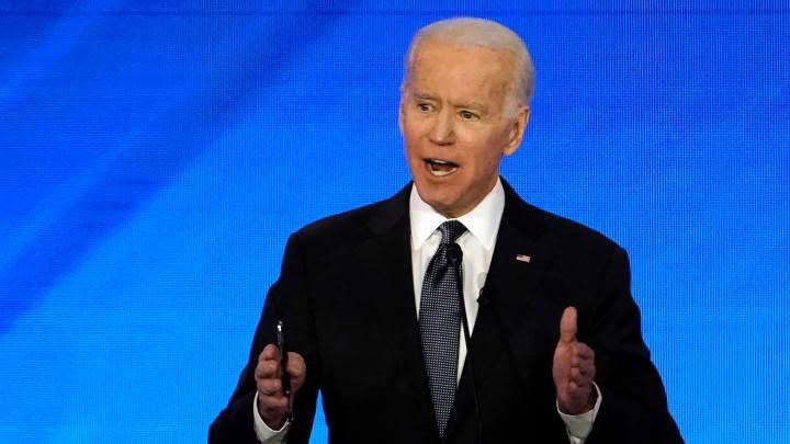 RT: NH Dem Debate: Joe Biden