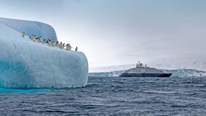The only way most people can explore Antarctica, which lacks hotels and the trappings of commercial tourism, is on a cruise.