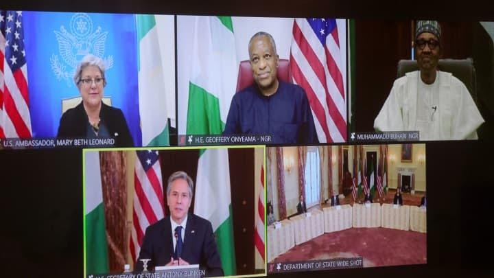 GP: 210910 Antony Blinken Muhammadu Buhari EU
